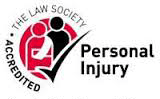 Law Society's Personal Injury Panel logo